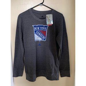 NY Rangers Crewneck